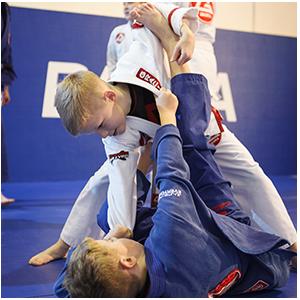 kids karate Jiu-Jitsu