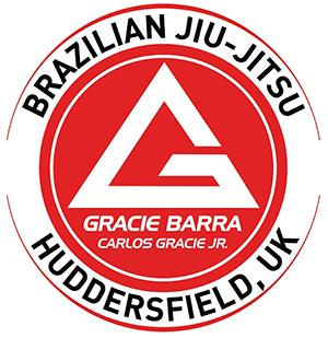 Gracie Barra Huddersfield  Logo